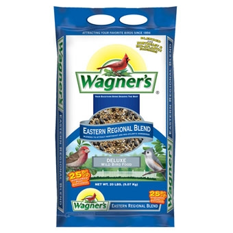 Wagner's Eastern Regional Blend Wild Bird Food 20 Lb