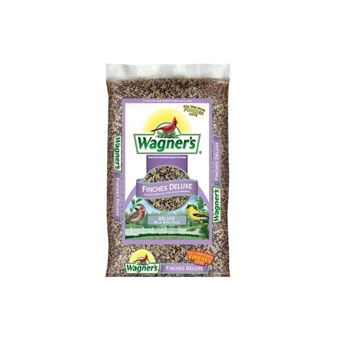 Wagner's Finches Deluxe Wild Bird Food 10 Lb