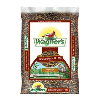 Wagner's Backyard Wildlife Premium Wild Bird Food 8 Lb