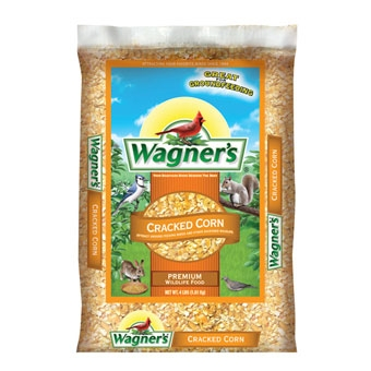Wagner's Cracked Corn Premium Wildlife Food 4 Lb