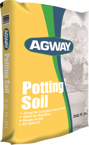 Agway Potting Soil .75 cu. ft.