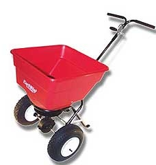 Earthway Commercial Broadcast Spreader 100lb