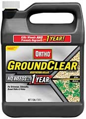 Ortho Groundclear Vegetation Killer 2gal