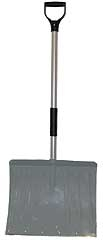 Aluminum Blade Shovel With Light Aluminum Handle
