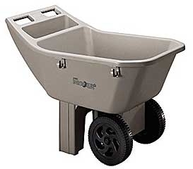 Ames Poly Jr. Lawn Cart 3 Cuft