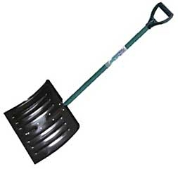 Arctic Blast Steel Snow Shovel 18in