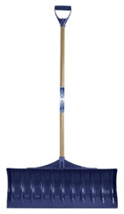 Ames Arctic Blast Poly Snow Pusher