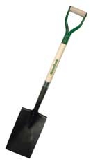 Union Tools Border Spade Open Back 28in Handle