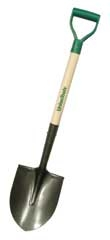 Union Tools Round Point Digging Shovel 28in