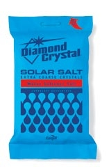 Diamond Crystal Solar Salt Extra Coarse 40 Lb