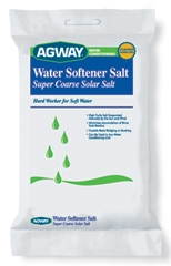 Agway Water Softener Salt Super Coarse 40lb