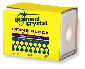 Diamond Crystal Brine Block With Sleeve 50lb