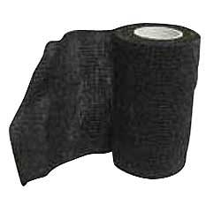 Wrap It Up Bandage Black 4in X 5yrds
