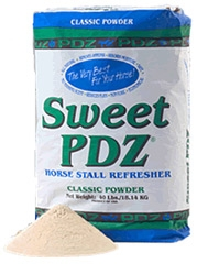 Sweet Pdz Stall Refresher 40 Lb