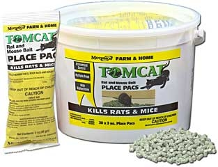 Tomcat Rat/mouse Bait 20ct 3oz
