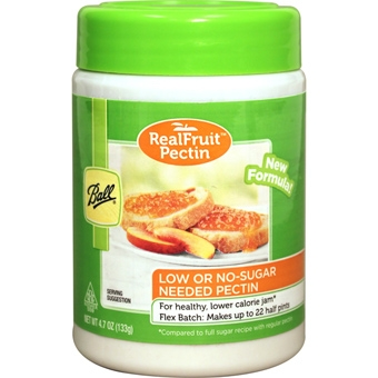 Ball Realfruit Pectin Low Or No-sugar 4.7oz