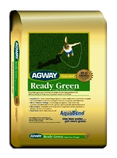 Agway® Ready Green™ Grass Seed (3#)