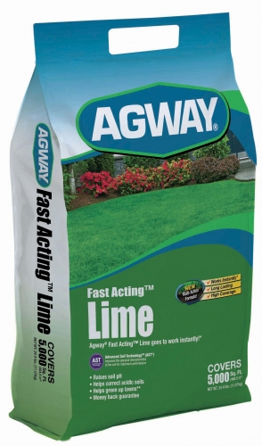 Agway Fast Acting Lime Plus Ast 24.4lb