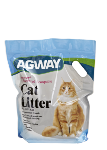 Agway Unscented Scoopable Cat Litter All Natural