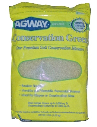 Agway® Conservation Green™ Grass Seed (3#)