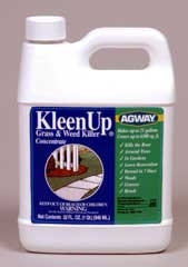 Agway Kleenup Grass & Weed Killer Concentrate 2.5gal