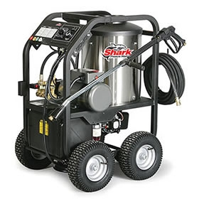 Power Washer, Hot Water, 1000 psi, Electric