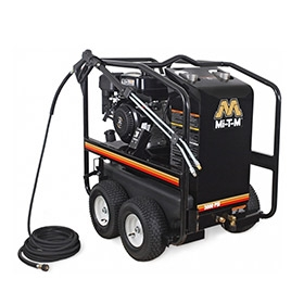 Power Washer, Hot Water, 3000 psi, Diesel and Gasoline