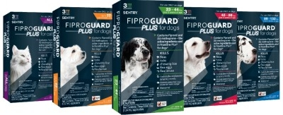 FiproGuard Flea and Tick Medication