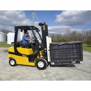 Yale Forklift,5000# pneumatic