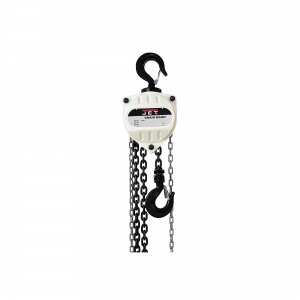 Jet 1-Ton Capacity 10' Lift Manual Chain Hoist
