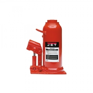 Jet 12-1/2L-Ton Capacity Hydraulic Bottle Jack