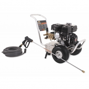 2000 PSI @ 3.0 GPM Direct Drive Aluminum Frame Pressure Washer