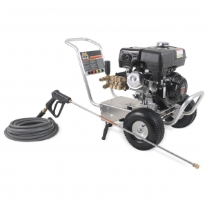 2500 PSI @ 4.0 GPM Direct Drive Aluminum Frame Pressure Washer