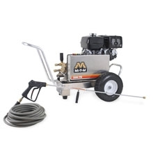 3500 PSI @ 3.0 GPM Direct Drive Pressure Washer