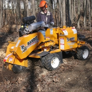 Bandit Model 2150XP Stump Grinder