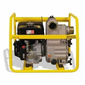 Wacker Neuson Centrifugal Trash Pump, 3