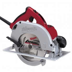 "Milwaukee Electric Tool Tilt-Lok 7-1/4"" Circular Saw with Case"