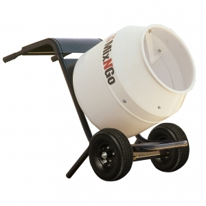 Concrete Mixer 1/3 Bag
