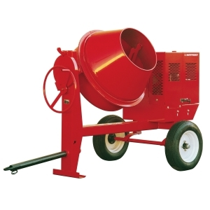 9 CU FT Concrete Mixer