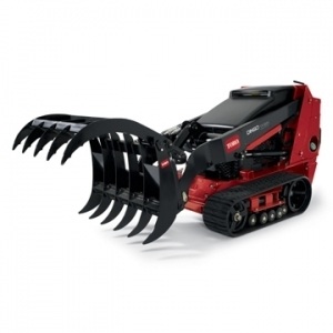 Toro Grapple Rake Attachement