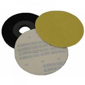Virgina Abrasives Disc Gold Dustless Drywall Sander Discs 9xNH 80-grit
