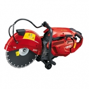 Hilti Hand Held Concrete Saw
