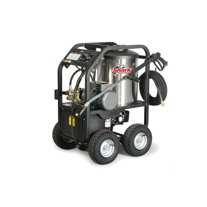 SHARK 2.1 @ 1000 1.5HP 120V 1PH DIRECT DRIVE HOT WATER PRESSURE WASHER