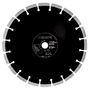 "Hilti DCH-D 12"" C1 Diamond Cutting disc for Concrete"