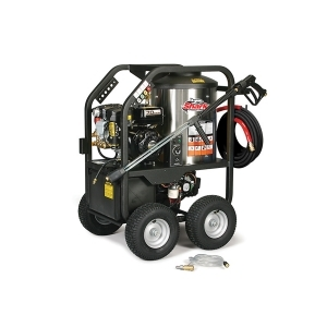 SHARK 2.7 @ 2400 ROBIN EX21 HOT WATER PRESSURE WASHER