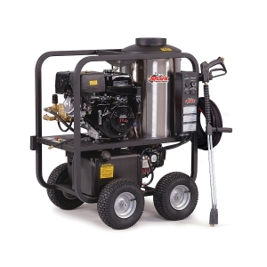 SHARK 3.5 @ 3000 HONDA GX340 ELECTRIC START HOT WATER PRESSURE WASHER