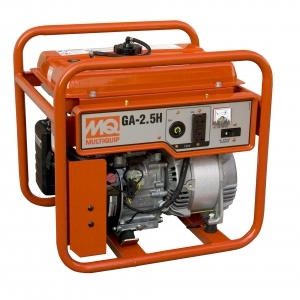 Multiquip Generator - Gas 2200 watt