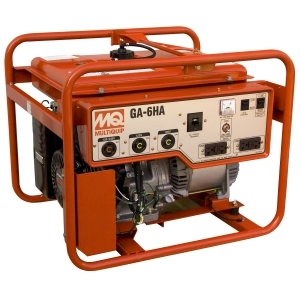 Multiquip Generator - Gas 6000 watt