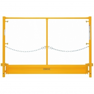 5' End Panel Guard Rail