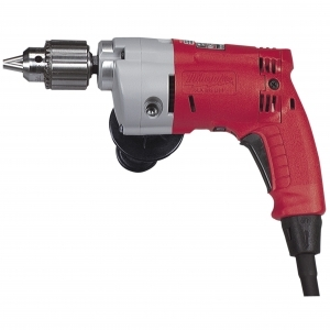 "Milwaukee Electric Tool 1/2"" Corded Drill 950 RPM Magnum"